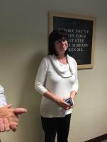 Julie Kollada: smart, accomplished and on the grow...